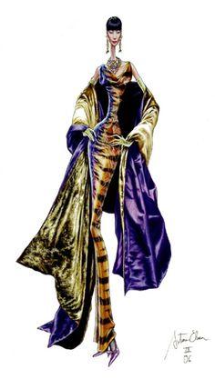 Arturo Elena, pintor de moda
