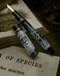 Conway Charles Darwin Limited Edition Pens