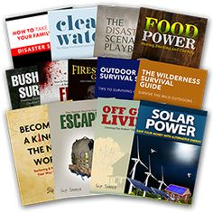 Click Here And Get your copy of The Expert Prepper's  Ultimate Survival Library today ...