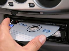 How to Remove a Stuck CD from a Car CD Player: 14 steps