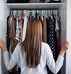 Gör dig själv och garderoben en tjänst med en rensning i fem enkla steg