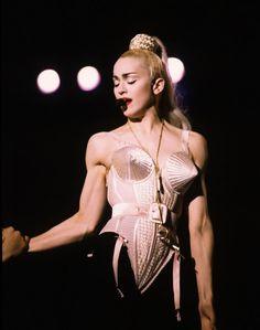 "1990 Madonna ""Blond Ambition"" Tour, Worcester Centrum, Worcester, MA."