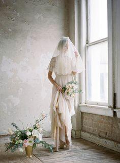 Ethereal Ballerina Bride   Archetype Studio