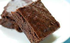 Μπράουνις σοκολάτας χωρίς γλουτένη