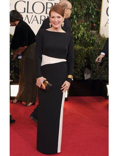 Julianne Moore in Tom Ford - Golden Globes 2013
