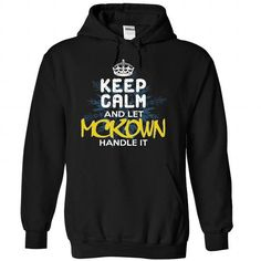 Keep Calm and Let MCKOWN Handle It