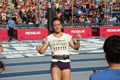 Camille Leblanc-Bazinet has confirmed she is changing regions for the 2015 CrossFit season. The winner of the 2014 CrossFit Games and reigning 'Fitt