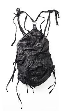 Leon Louis Leather Backpack -- ethangi --