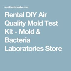 air quality mold test kit the same air quality test kit used by mold testing learn more