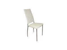 стул М40-05 420х520х980мм белый ромб сталь/иск.кожа - купить в Максидоме| Каталог с ценами на сайте, доставка.