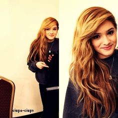 I always love her hair. It's flawless ❤️