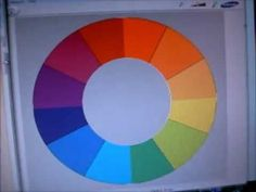 How to Use a Color Wheel -   You Tube