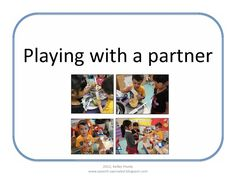 The Dynamic Duo: Easy Lessons to Target Play Skills & Sharing