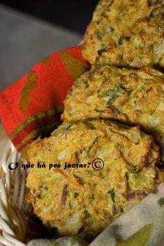 O que há pró jantar?: Pataniscas de Atum com Oregãos Santa Catarina (no ...