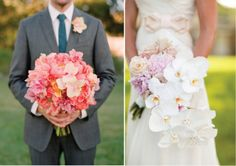 25 Stunning Wedding Bouquets - Part 3 by Belle The Magazine