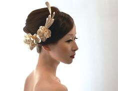 Stunning Wedding head piece