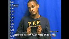 Sobrinho de Beira-Mar é preso durante blitz policial no Rio - Vídeos - R7