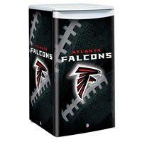 Falcons mini fridge