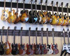 Guitars, Cadillacs, Hillbilly music...I love Tennessee