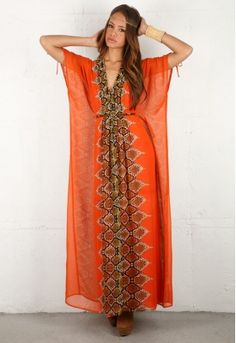 I still have my caftan pattern from the early 70's ...hmmm