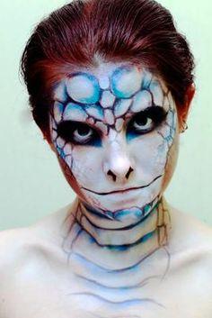 Inspiración maquillajes para Halloween