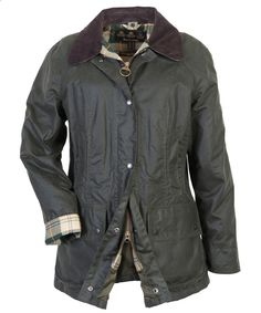 34955e04fa98f Womens Barbour Beadnell Waxed Jacket - Bark Barbour Women