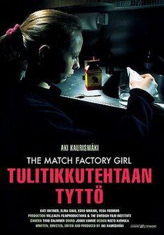 The Match Factory Girl (1990) Finnish - by Aki Kaurismäki
