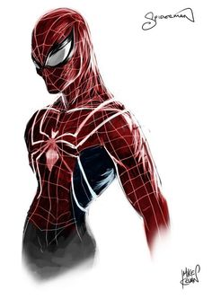 Spider-Man - Mike Kevan