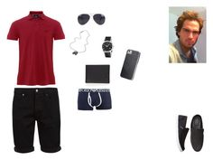 """""""Alfonso"""" by anynina ❤ liked on Polyvore"""