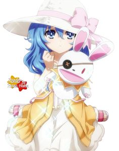date a live yoshino hats - Google Search