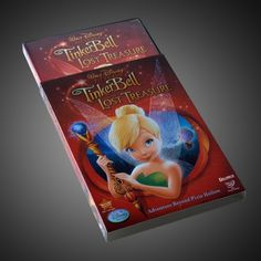 Tinker Bell and the Lost Treasure 1D9 MOQ 60pcs movieondvd@hotmail.com $3.80