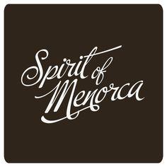 Rediseño de logo para www.spiritofmenorca.com. #lettering #typography