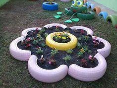 Como fazer um jardim com mater