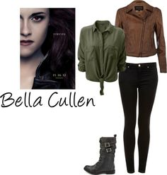"""""""Breaking Dawn Part 2 Inspired Outfit #2"""" by kamababus on Polyvore"""