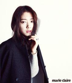 Park Shin Hye - marie claire 2