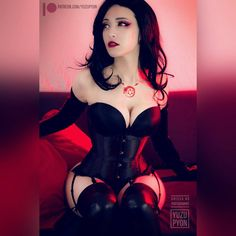 First picture of my Lust shoot with @anissah.o  I love this picture so much it shows a human side of Lust  Also it was the first time I shoot with a trainibg corset the tiny waist effect was so suprising !    #cosplay #girl #cosplayer #lust #anime #animegirl #waist #pinup #コスプレ #fullmetalalchemist #japanese #boudoir #boobs #corset #otaku #lustcosplay #pinupgirl #halloween #fma #animecosplay #japan #hallewdween #pinups #sexy #fetish #sexygirl #cosplaygirl #sexylingerie #classy