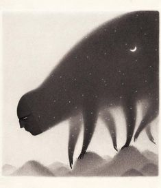 Illustrator David Álvarez is fascinated by working with shadows and light, finding black and white drawings to be one of his favorite ways to solve the images… Illustration Nocturne, Dream Illustration, Black And White Drawing, Black And White Illustration, Monochromatic Drawing, Scary Woods, David Alvarez, Arte Black, Dream Drawing