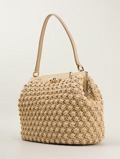 Dolce & Gabbana Medium Crochet Bag