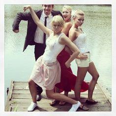 Fun with friends #backstage #fun #friends #love #micraattitude #polska #fashion