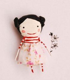 Handmade Dolls by justine