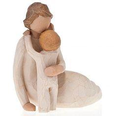 child figurines   Willow Tree figurine Child't touch - meraviglia dei bambini   vendita ...