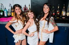 Nightlife: Toga Party and School's Out