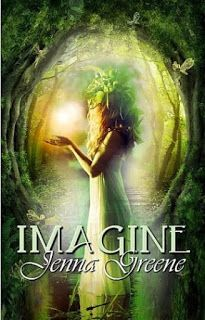Cover Reveal for Imagine: Jenna Greene!!!!