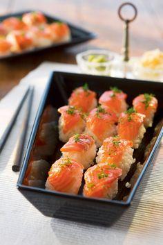 Lohinigirit | K-Ruoka #sushi #aasia