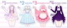 [CLOSED] Outfit Adoptable#1 by Black-Quose.deviantart.com on @deviantART