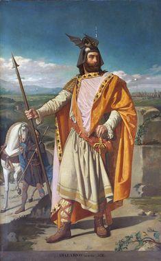 Amalarico,_rey_de_los_Visigodos_(Museo_del_Prado)(502-531)