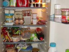 Le dégivrage du frigo - par feminimix