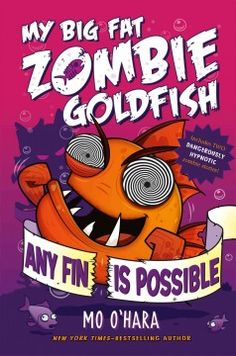 Tom and zombie goldfish Frankie investigate a mystery behind an ancient Egyptian curse at the local museum before checking out something fishy at Sports Day, where Mark and his vampire kitten are pursuing a gold medal.