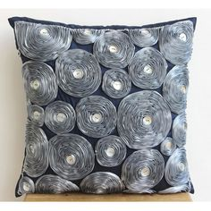 Decorative Pillow Covers Accent Couch Toss Bed by TheHomeCentric, $28.45