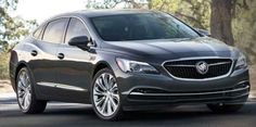 2017 Buick LaCrosse Redesign and Photos